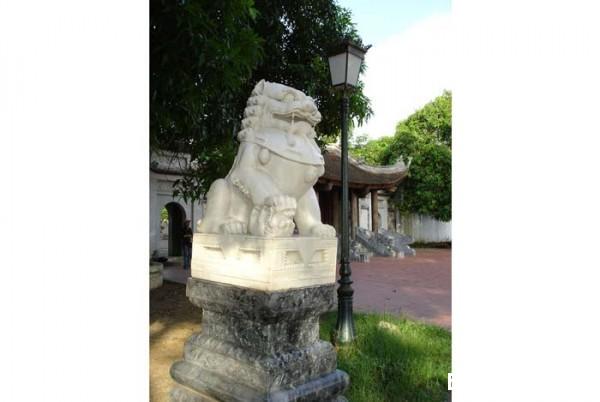 Baroque300314 12 600x402 Tinh thần Baroque phải chăng là nét đặc trưng nhất của kiến trúc Việt Nam?