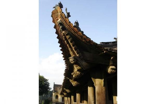 Baroque300314 6 600x402 Tinh thần Baroque phải chăng là nét đặc trưng nhất của kiến trúc Việt Nam?