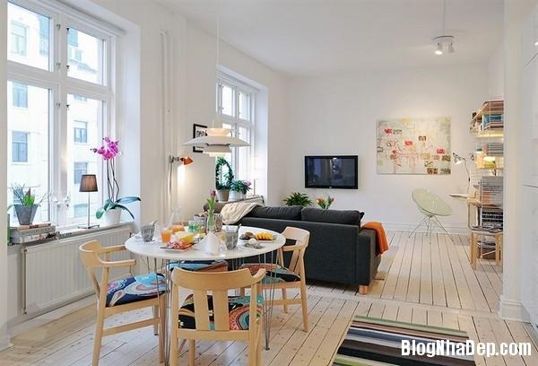Scandinavian010414 14 Phong cách Scandinavia gây ấn tượng mạnh mẽ cho ngôi nhà bạn