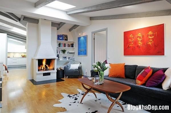 Scandinavian010414 3 Phong cách Scandinavia gây ấn tượng mạnh mẽ cho ngôi nhà bạn