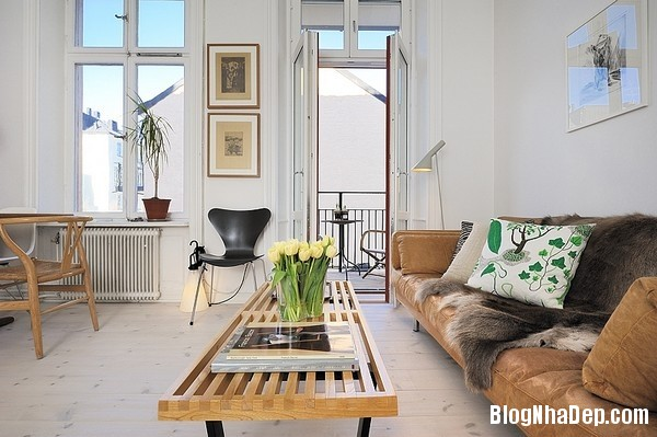 Scandinavian010414 6 Phong cách Scandinavia gây ấn tượng mạnh mẽ cho ngôi nhà bạn