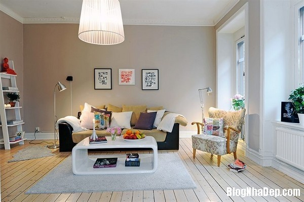 Scandinavian010414 7 Phong cách Scandinavia gây ấn tượng mạnh mẽ cho ngôi nhà bạn