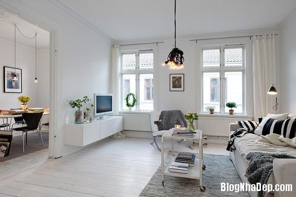 Scandinavian010414 8 Phong cách Scandinavia gây ấn tượng mạnh mẽ cho ngôi nhà bạn
