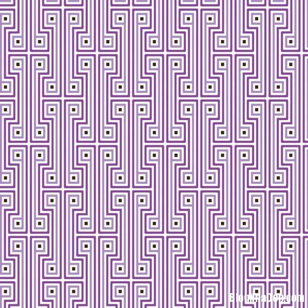 a13 1394720270 Nội thất màu tím lãng mạn trong năm 2014