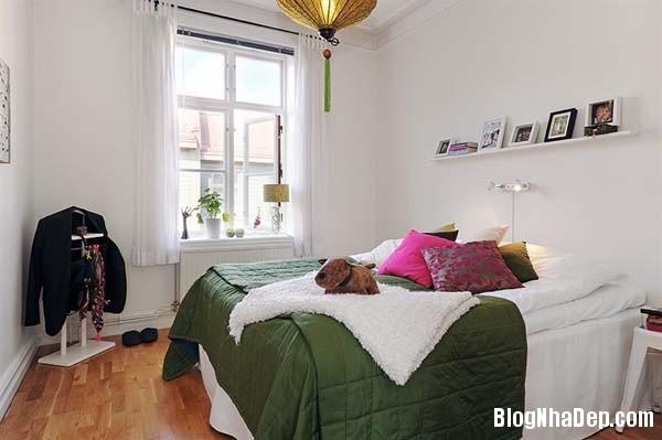 baitri090114 16 Nội thất trong căn hộ hình chữ L