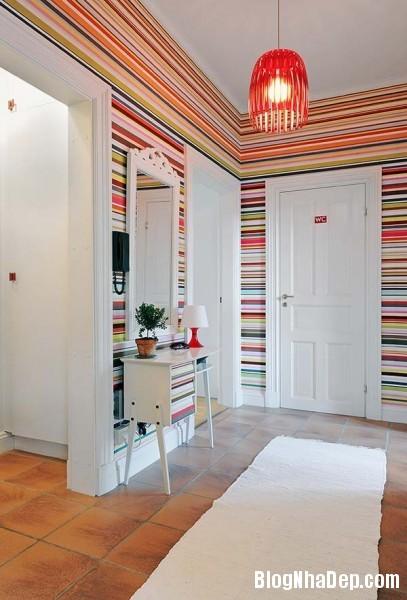 baitri090114 2 407x600 Nội thất trong căn hộ hình chữ L