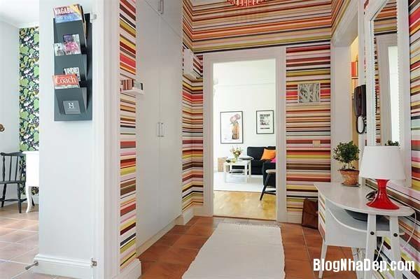 baitri090114 3 Nội thất trong căn hộ hình chữ L