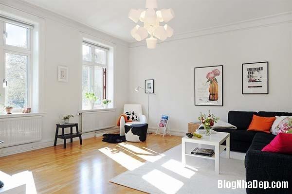 baitri090114 7 Nội thất trong căn hộ hình chữ L