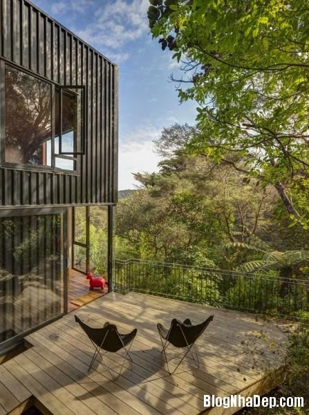 blackpoll130114 8 447x600 Blackpoll House   Ngôi nhà đầy phong cách nằm trên ngọn đồi