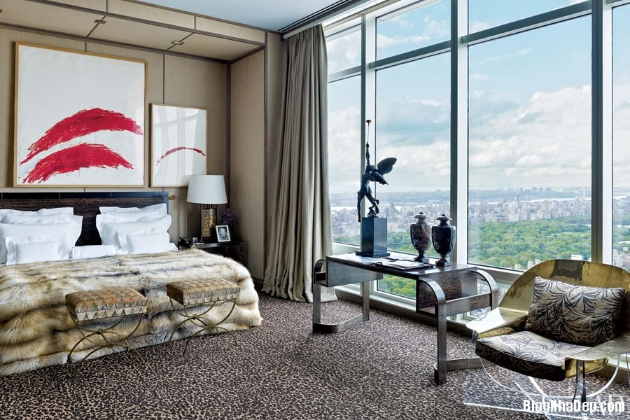 file.352345 Căn penthouse sang trọng đầy chất nghệ thuật tại Manhattan
