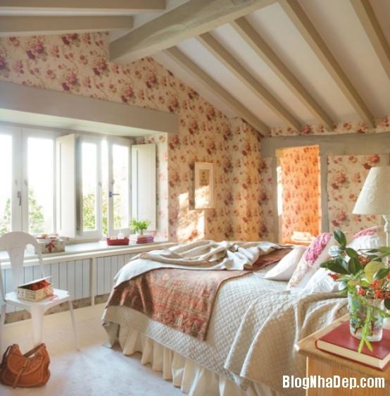 """file.354513 Ngôi nhà giản dị với phong cách """"đồng quê"""" ở Tây Ban Nha"""