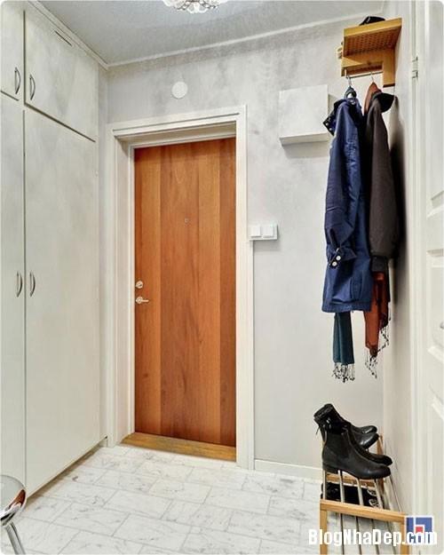 file.354608 Nhà 40m2 với cách bài trí nội thất giúp ăn gian diện tích