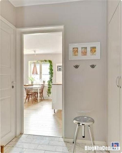file.354609 Nhà 40m2 với cách bài trí nội thất giúp ăn gian diện tích