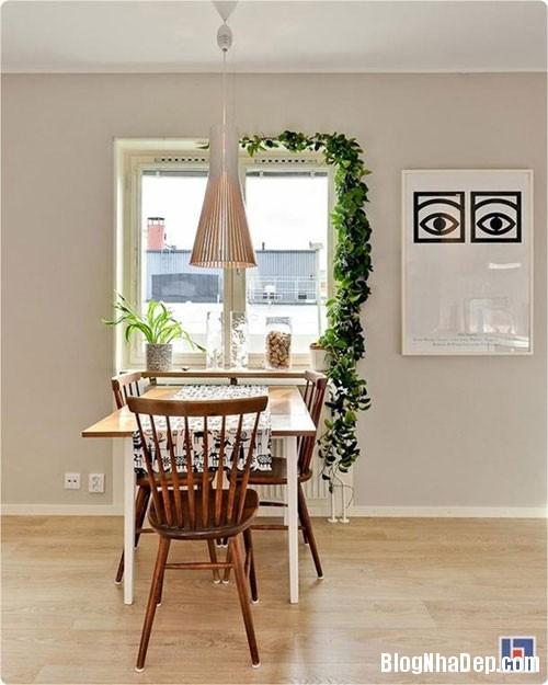 file.354614 Nhà 40m2 với cách bài trí nội thất giúp ăn gian diện tích