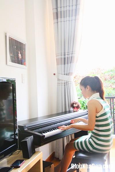 file.364569 Căn hộ giản dị nhỏ xinh của á quân The Voice Đinh Hương
