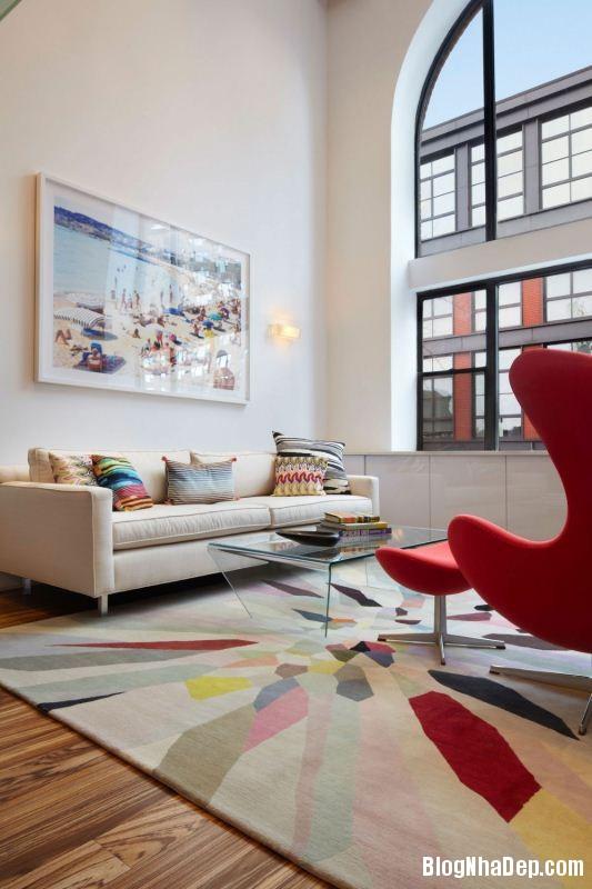 file.3803821 Căn nhà tràn ngập ánh sáng và màu sắc tại Manhattan