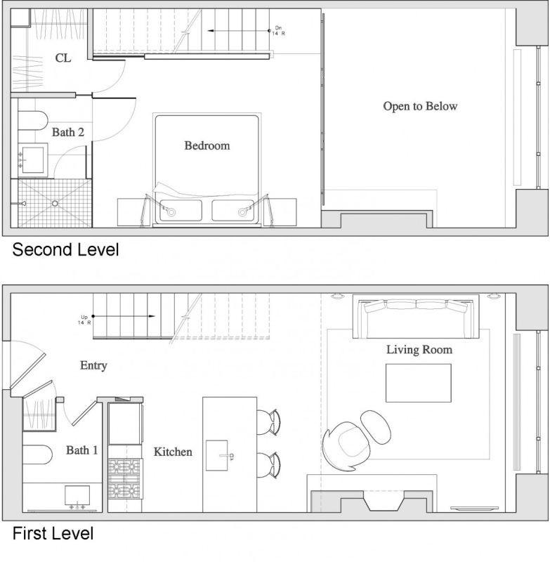 file.3803911 Căn nhà tràn ngập ánh sáng và màu sắc tại Manhattan