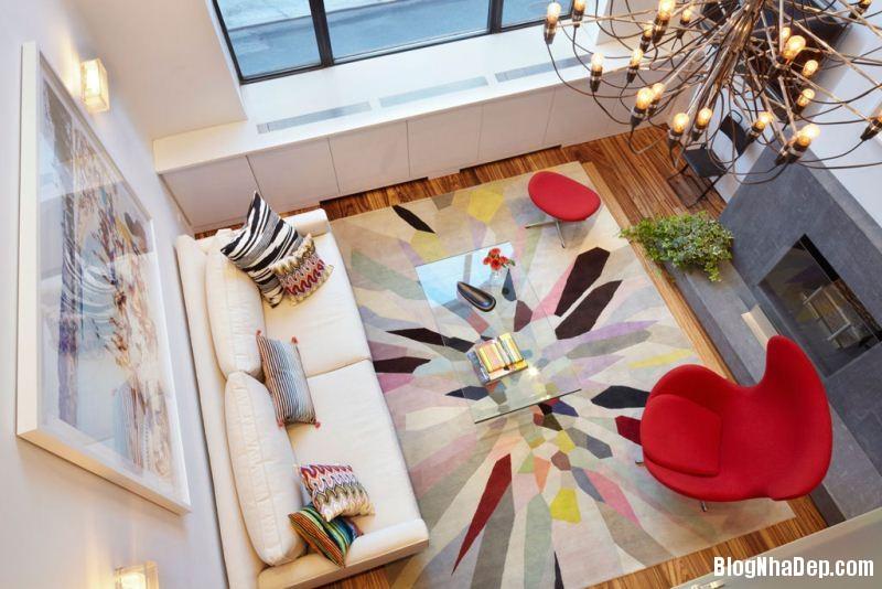 file.3803921 Căn nhà tràn ngập ánh sáng và màu sắc tại Manhattan