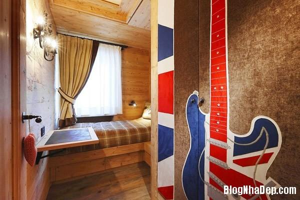 h11 casa cojana sful.jpg Ngôi nhà gỗ nằm trong khu resort nghỉ dưỡng ở miền bắc nước Ý
