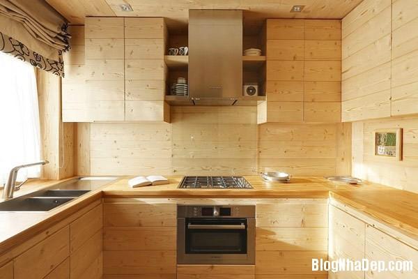 h14 casa cojana xqjs.jpg Ngôi nhà gỗ nằm trong khu resort nghỉ dưỡng ở miền bắc nước Ý