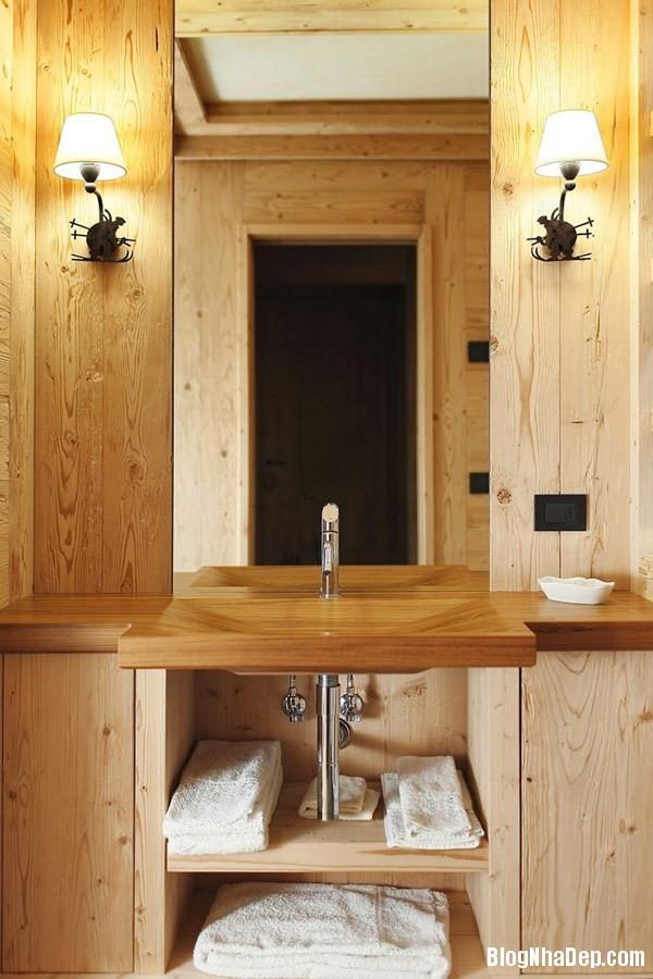 h15 casa cojana heia.jpg Ngôi nhà gỗ nằm trong khu resort nghỉ dưỡng ở miền bắc nước Ý