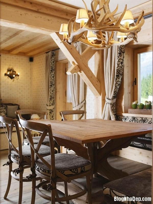 h2 casa cojana mgqs.jpg Ngôi nhà gỗ nằm trong khu resort nghỉ dưỡng ở miền bắc nước Ý