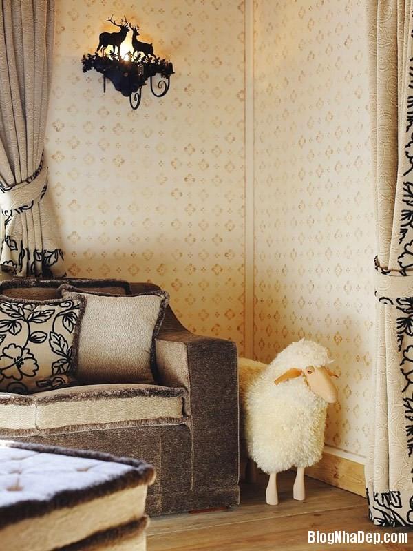 h5 casa cojana xyns.jpg Ngôi nhà gỗ nằm trong khu resort nghỉ dưỡng ở miền bắc nước Ý
