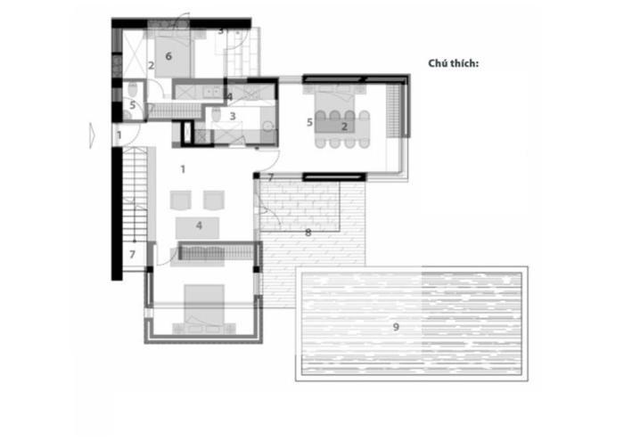 mb tang 21 Nhà trên đồi với kiến trúc đơn giản ở Hòa Bình