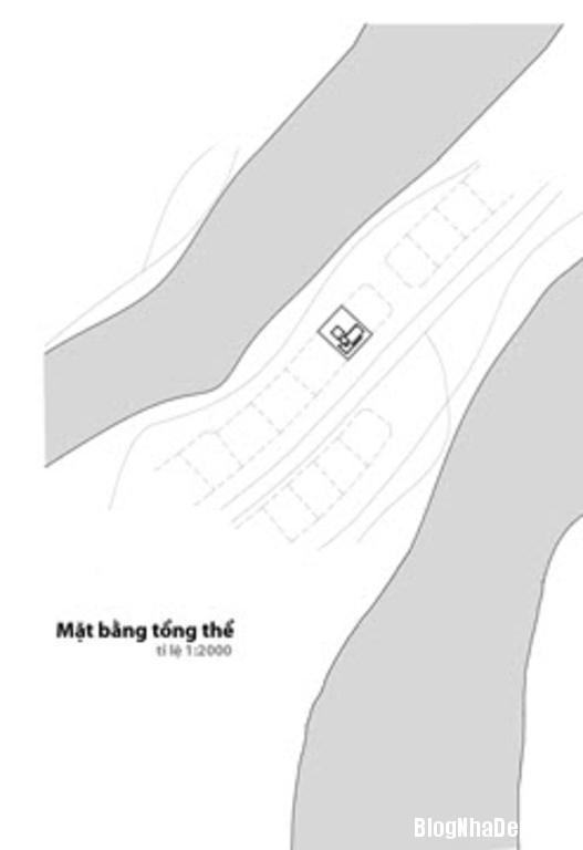 mb tong the1 Nhà trên đồi với kiến trúc đơn giản ở Hòa Bình