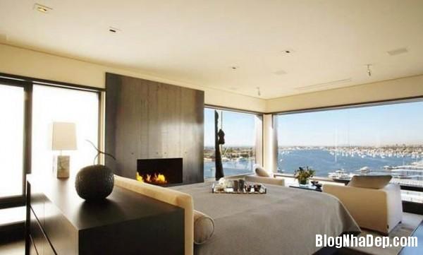 penhouse040414 3 600x361 Căn hộ penthouse 2 tầng lầu tuyệt đẹp với thiết kế tinh tế