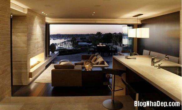 penhouse040414 6 Căn hộ penthouse 2 tầng lầu tuyệt đẹp với thiết kế tinh tế