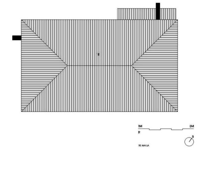 plan3 Nhà trên đồi với kiến trúc đơn giản ở Hòa Bình