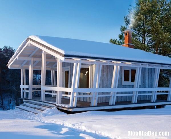 quyenru080314 2 600x489 Nhà nhỏ quyến rũ chỉ với 18m2 ở Nga