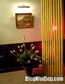 tretrongkhonggiamhiendai 01 Sử dụng tre trong trang trí nội ngoại thất