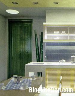 tretrongkhonggiamhiendai 02 Sử dụng tre trong trang trí nội ngoại thất