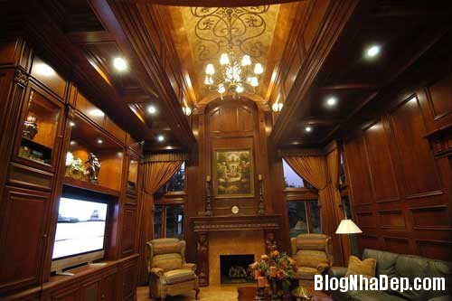 0 noi that 15 Những ý tưởng thiết kế trần nhà đẹp