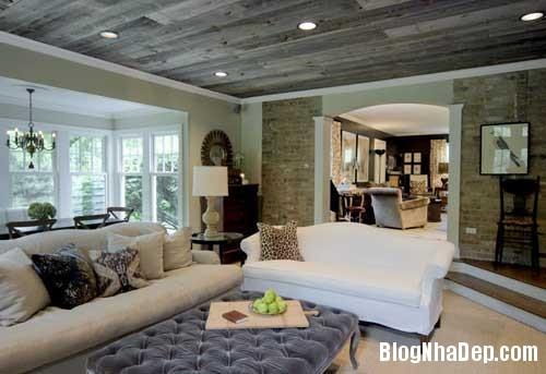 0 noi that 8 Những ý tưởng thiết kế trần nhà đẹp