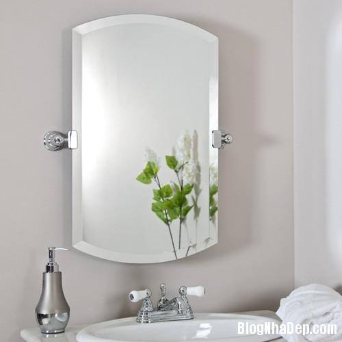 1 11 3102 1398508482 Mẫu gương soi đẹp tô điểm cho phòng tắm