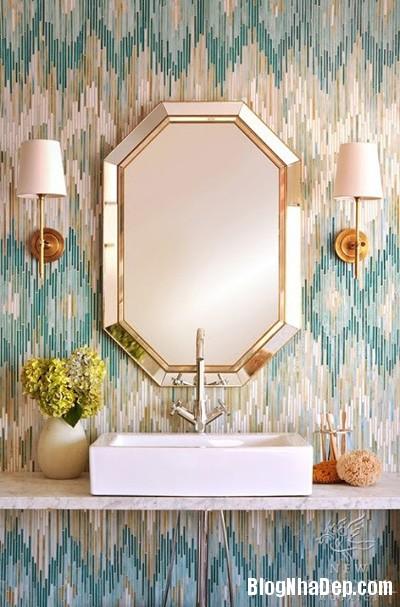 1 5 2254 1398508481 Mẫu gương soi đẹp tô điểm cho phòng tắm