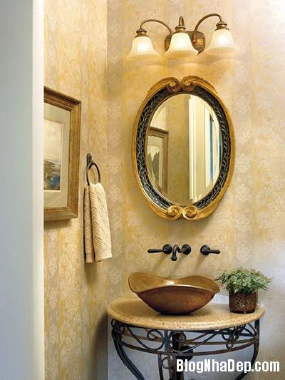 1 8 3018 1398508482 Mẫu gương soi đẹp tô điểm cho phòng tắm