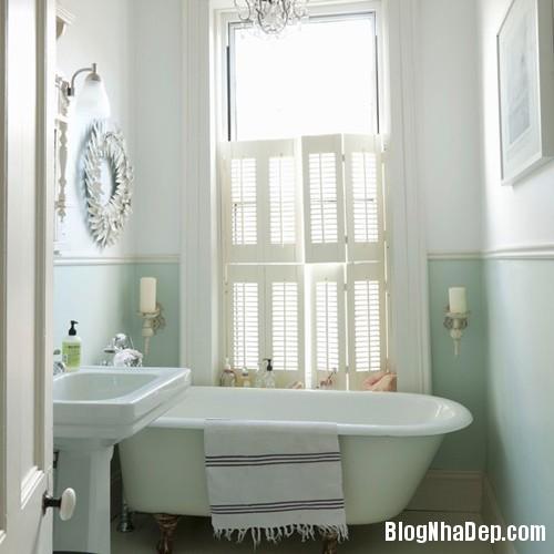 1397526093 1 Bố trí nội thất cho phòng tắm nhỏ giúp không gian thoáng đãng hơn