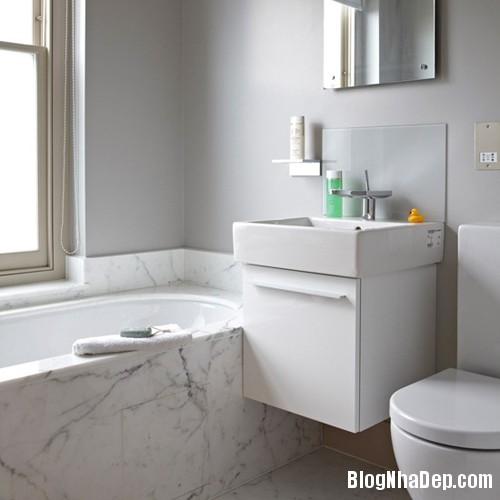 1397526093 5 Bố trí nội thất cho phòng tắm nhỏ giúp không gian thoáng đãng hơn