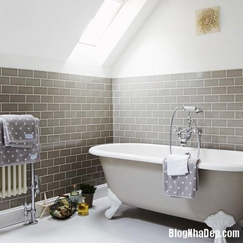 1397526093 6 Bố trí nội thất cho phòng tắm nhỏ giúp không gian thoáng đãng hơn