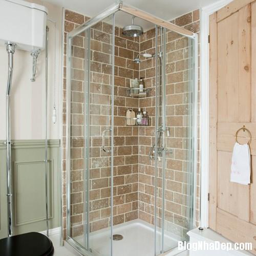1397526093 7 Bố trí nội thất cho phòng tắm nhỏ giúp không gian thoáng đãng hơn