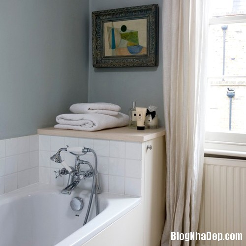 1397526093 8 Bố trí nội thất cho phòng tắm nhỏ giúp không gian thoáng đãng hơn