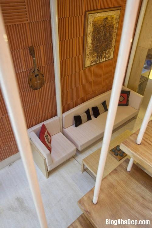1398962986 1 Ngôi nhà nhỏ lấy cảm hứng từ vẻ đẹp của âm nhạc, thiên nhiên