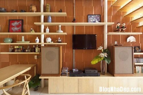 1398962986 2 Ngôi nhà nhỏ lấy cảm hứng từ vẻ đẹp của âm nhạc, thiên nhiên