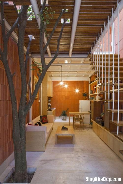 1398962986 4 Ngôi nhà nhỏ lấy cảm hứng từ vẻ đẹp của âm nhạc, thiên nhiên