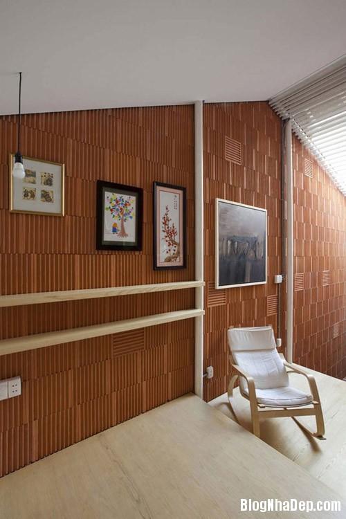 1398962986 5 Ngôi nhà nhỏ lấy cảm hứng từ vẻ đẹp của âm nhạc, thiên nhiên