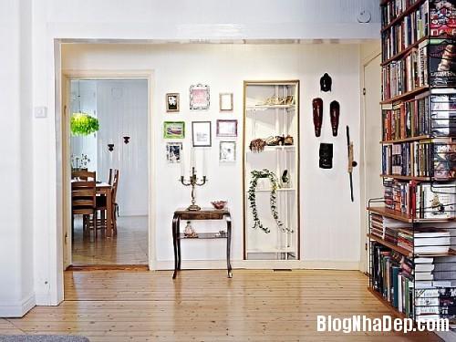 183133 Thiết kế nội thất cho căn hộ 60m2 đơn giản nhưng không nhàm chán